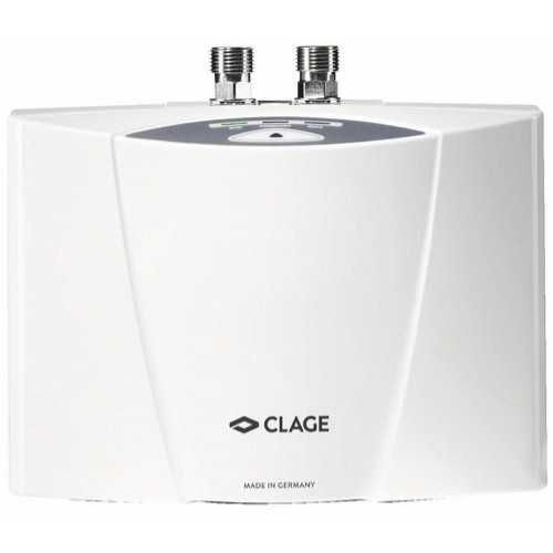 Clage Instant Electrical Water Heater 6 KW MCX6