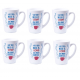 LUMINARC ALL U NEED Cups Set 6 Pieces N8731