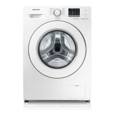 Samsung Washing Machine 8 KG 1400 Spin With Eco Bubble Technology White WF80F5E2W4W/AS