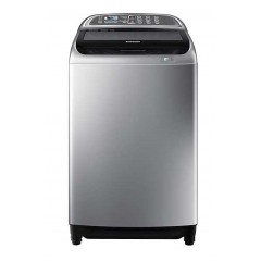 SAMSUNG Washing Machine 14KG Top loading Silver With Gifts WA14J5730SS/AS