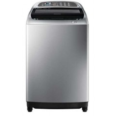 Samsung Washing Machine 16KG Toploading Wobble Technology Silver WA16J6730SS