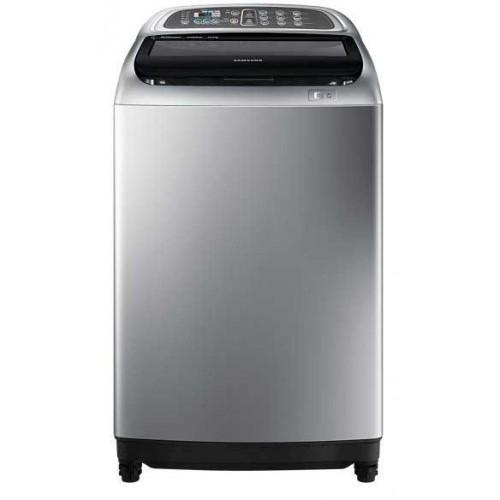 Samsung Washing Machine 16KG Toploading Wobble Technology Silver: WA16J6730SS