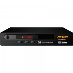 ASTRA Receiver HD up to 6000 Channel 10100 HD GOLD
