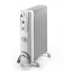 DelonghI Oil Radiator/Heater 9 Fins white: KH 770920