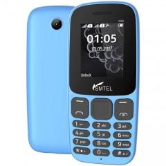 Smtel Dual Sim Mobile Phone 1.8 Inch Blue KR8