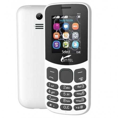 Smtel Dual Sim Mobile Phone 1.8 Inch Black KR10