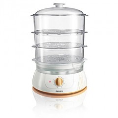 Philips Steamer 9 L 900 W Manual timer :HD9120/00