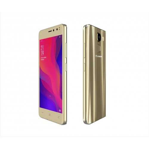 PROUD Mobile Phone 5 Inch 16GB Touch Screen 4G ANDROID Gold ZIOX F9 PRO