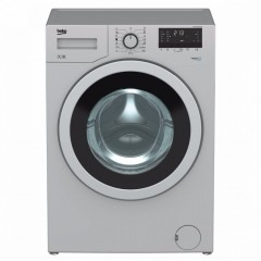 بيكو غسالة ملابس فول أوتوماتيك 7 كيلو 1000 لفة ديجيتال سيلفر WTV 7512 XS