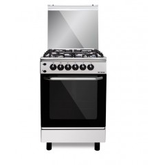 Fresh Gas cooker 4 Gas Burners 55x55 cm Stainless Forno55