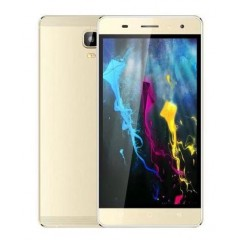 BAOKING Mobile Phone 5.5 Inch Touch Screen 3G Gold P30