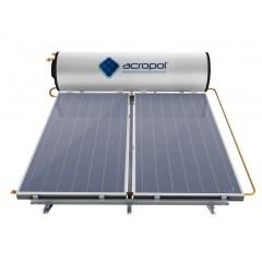 أكروبول سخان مياه على الطاقة الشمسية بسعة 200 لتر E200