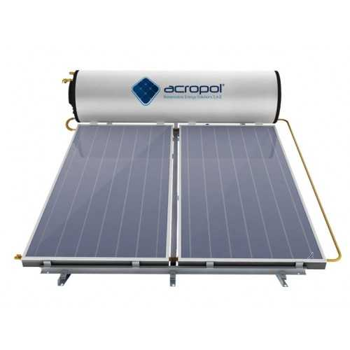 Acropol Solar Water Heater 200 Liter E200