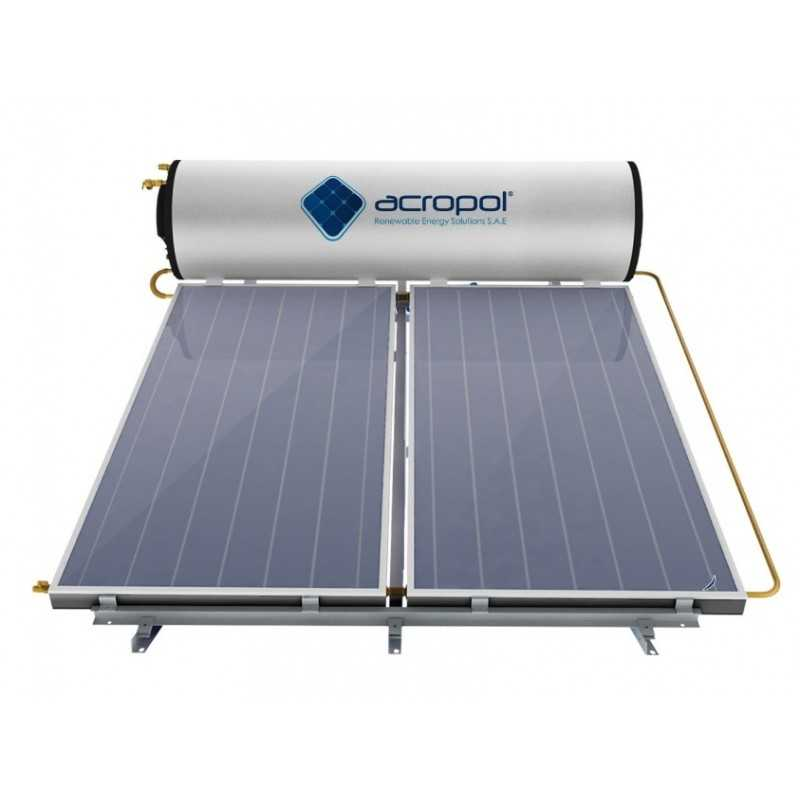 Acropol Solar Water Heater 300 Liter E300 Prices & Features in Egypt  Free  Home Delivery  Cairo Sales Stores