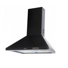 دومينوكس شفاط مطبخ هرمي 60 سم بقوة 420 متر مكعب في الساعة اسود DA 621BKL0