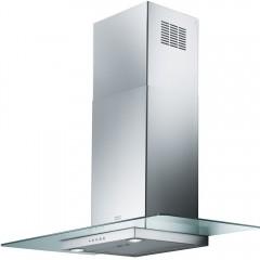 Franke Line Kitchen Chimney Hood Glass 70 cm 410 m3/h Stainless FLI 705 XS