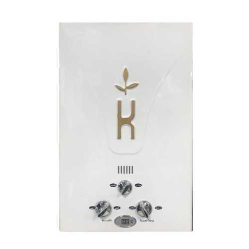 KIRIAZI Gas Water Heater 10 Liter For Natural Gas: KGH10/1