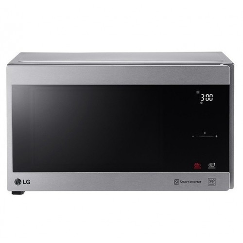 LG Microwave 42 Liter Solo Silver Color: MS4295CIS