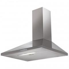 دومينوكس شفاط مطبخ هرمي 90 سم بقوة 410 متر مكعب في الساعة ستانلس DA 931 XSL
