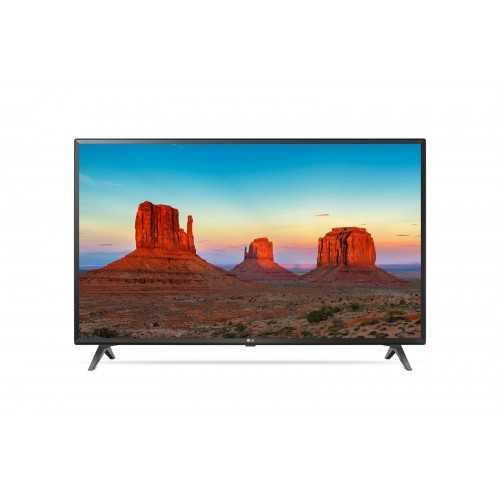 "LG 49"" LED TV Ultra HD 4K Smart WebOS With Built-In 4K Receiver: 49UK6300"