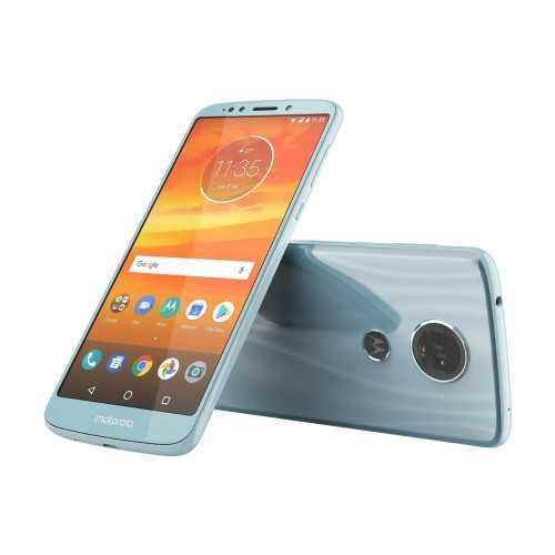 "Motorola Smartphone Moto 6"" RAM 3GB Internal Storage 32 GB Gold E5 plus XT1924-1"