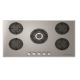 Ecomatic Built-In Hob Stainless Steel 90 cm 5 Gas Burners S903ANC