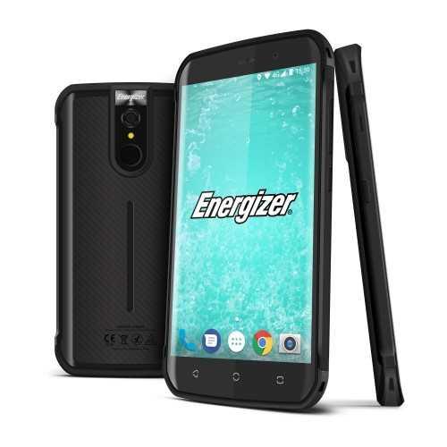 "Energizer Smartphone Hardcase 5.5"" RAM 3GB Internal Storage 32GB Black H550S"