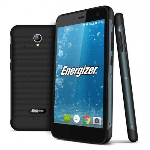 "Energizer Smartphone Hardcase 5"" RAM 2GB Internal Storage 16GB Black H500S"