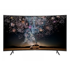 "Samsung TV 65"" LED Curved UHD 4K Smart Wireless Built-in Receiver 65RU7300"