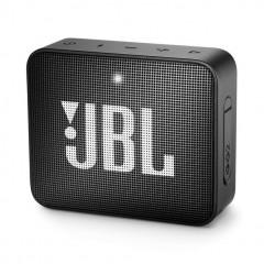 جاي بي إل سماعة ميني بلوتوث وايرلس محمولة اسود JBLGO2-B