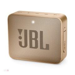 JBL Portable Bluetooth Speaker Champagne JBLGO2-C