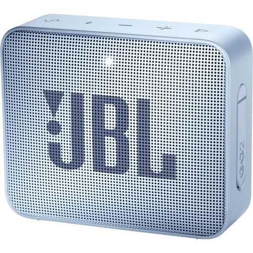 JBL Portable Bluetooth Speaker Blue Sky JBLGO2-BS