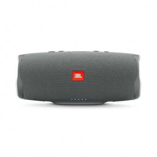 JBL Portable Bluetooth Speaker Waterproof Gray Charge 4-G