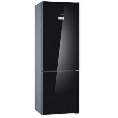 BOSCH Refrigerator Combi 559 L NoFrost Digital Black KGN56LB3E8