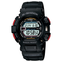 ساعة كاسيو للرجال كاجوال مقاومه للماء G-9000-1VDR