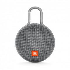 JBL Portable Bluetooth Speaker Waterproof Gray JBLCLIP3-GR
