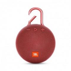 JBL Portable Bluetooth Speaker Waterproof Red JBLCLIP3-R