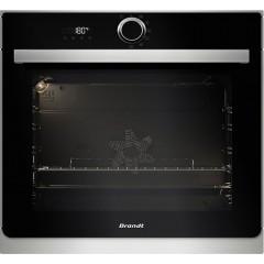 براندت فرن كهرباء بلت إن 73 لتر 60 سم 7 وظائف بالمروحة تنظيف ذاتي ديجتال BXP6533XS