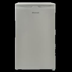 Brandt Mini Bar Refrigerator 88 Litre Silver BFT611SEG