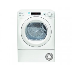 CANDY Tumble Dryer Front Loading 8 Kg In White Color With Condenser System CSC8DG-S