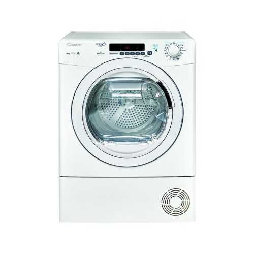 CANDY Tumble Dryer Front Loading 10 Kg with Condenser White GVSC10DE-S