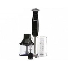 Mietna Hand Blender 600 Watt With 1 Liter Cup And Chopper Black HB11301B