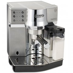 Delonghi Espresso Coffee and Cappuccino Maker 1450 Watt: EC850M