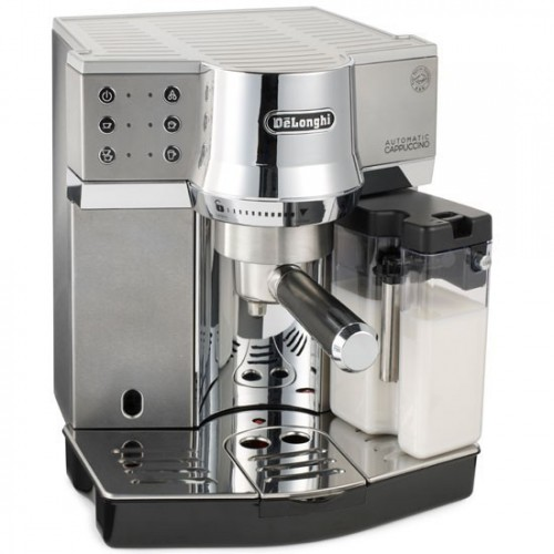 Delonghi Espresso Coffee and Cappuccino Maker 1450 Watt: EC850M