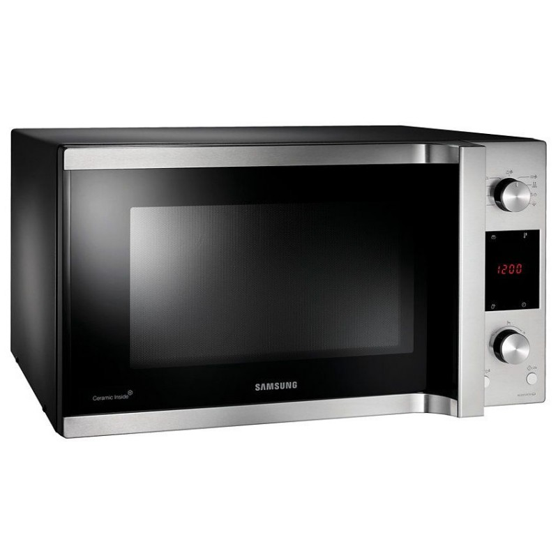 samsung 45 liter convection microwave oven stainless steel