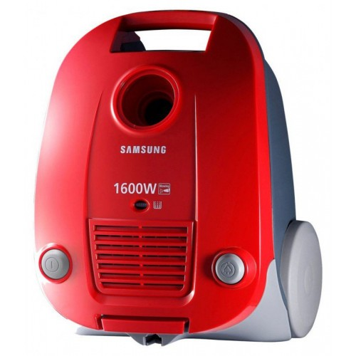 Samsung Vacuum Cleaner 1600 W Red :VCC4130S3R