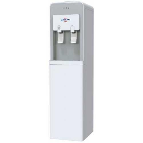 Bergen Water Dispenser 2 Spigots White and Grey BY 509