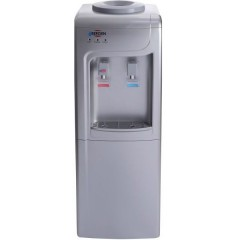 Bergen Water Dispenser 2 Spigots Hot and Cold Silver BY90