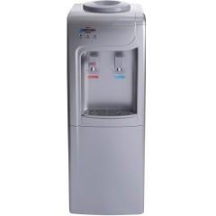 بيرجن مبرد مياه 2 حنفية بارد و ساخن لون سيلفر BY90 Silver