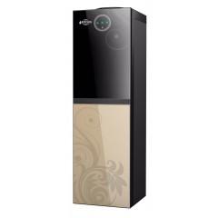 بيرجن مبرد مياه 3 حنفية بالثلاجة 2.5 قدم لون ذهبي و أسود BYB 538 Gold